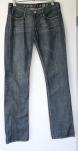 Earnest Sewn Straight Leg Jeans